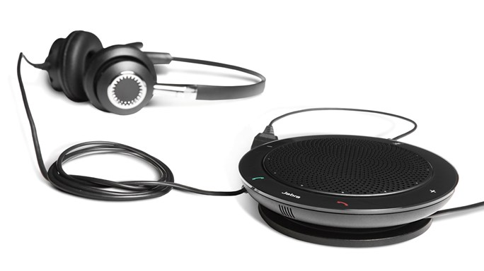 Jabra Speak 410 with extra Headset
