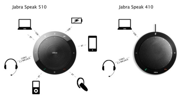 Jabra Speak 510 vs 410