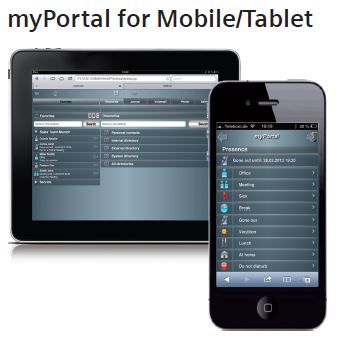 myPortal for Mobile 1